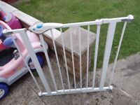 lindam stair gate with fittings