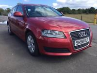 BARGAIN! Audi A3 tdi, full years MOT ready to go