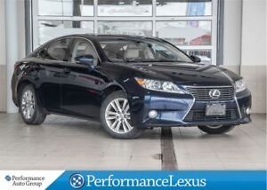 2013 Lexus ES 350 LEATHER AND NAVIGATION PACKAGE!!