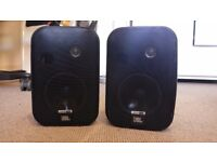 JBL Control 1 Bookshelf Speakers - great price, great condition.