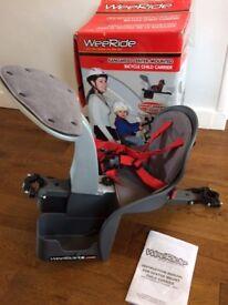 WeeRide Front Child Bike Seat