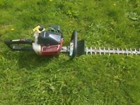 Homelite hht 2660 petrol hedge trimmer