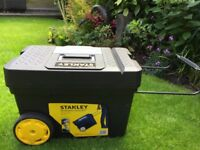 Stanley tool chest box