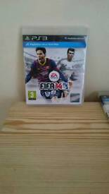PS3 games - FIFA 13 & 14