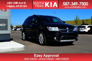 2015 Dodge Journey R/T LEATHER SUNROOF BLUE TOOTH