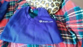 Norwich primary academy school blazer and jumper