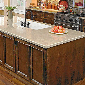 Wanted:  Used kitchen countertop with sink and lower cabinets.