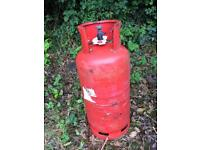 "Calor gas ""empty"" 17kg or 19 kg Propane gas bottle"