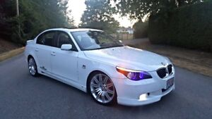 COLLECTERS** AC SCHNITZER ACS5 BMW E60 M-SERIES 400HP SEDAN