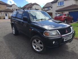 Wanted Mitsubishi shogun l200 any year or condition top cash prices paid