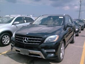 2014 Mercedes-Benz M-Class ML 350 BlueTEC, AMG