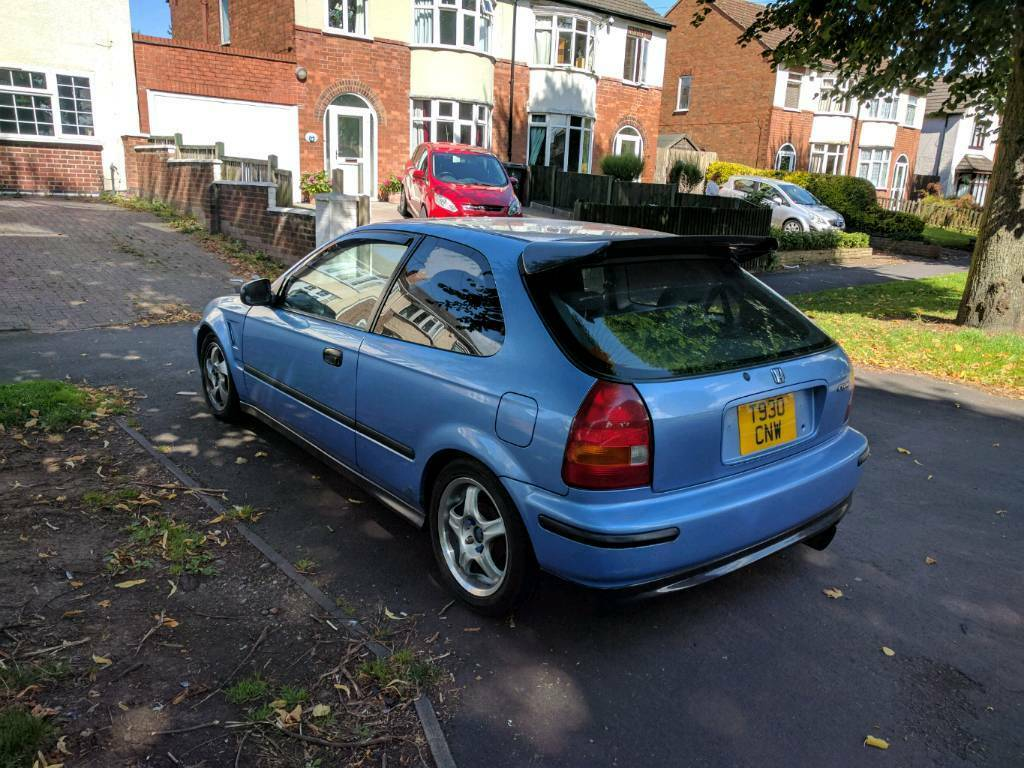 honda civic ej9 b18c integra engine conversion ek vti eg type r in leicester leicestershire. Black Bedroom Furniture Sets. Home Design Ideas