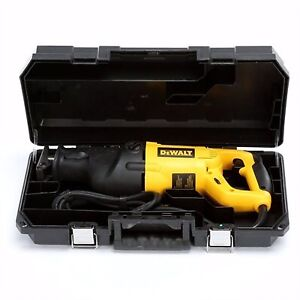 Dewalt 13amp HD recip saw