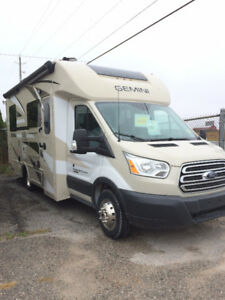 Amazing Deal on 2016 Gemini Diesel Motor Coach