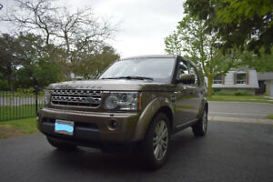 2011 Land Rover LR4 SUV, Crossover, Moving out of Country,