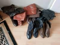 Boots Bundle Size 5