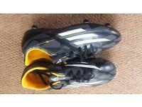 Adidas football boots size 5.5 f10