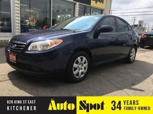 2010 Hyundai Elantra GL/LOW, LOW KMS!/PRICED FOR A QUICK SALE!