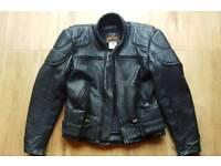 Motorbike jacket size 44