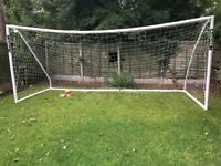 Home 16 X 7 FORZA Match Football Goal