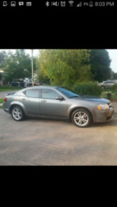 Dodge Avenger 2012 sxt plus