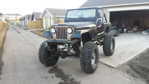 Jeep CJ7 for V rod or Vic hammer