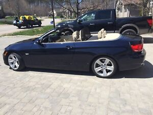 2008 BMW 335i Convertible Only 33,000 kms