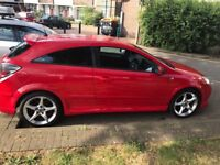 VAUXHALL ASTRA IN RED 2008 2 DOOR SPORTS CAR! QUICK SALE