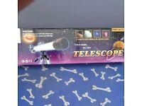 Brand new telescope