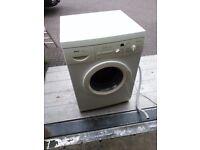 BOSH washing machine good working order