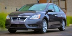 2014 Nissan Sentra S Accident Free,
