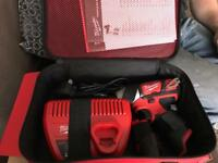 Milwaukee 12v Impact