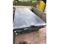 Large pieces of slate ideal for hearth