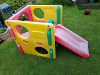 Little Tikes Slide - Junior Activity Gym - £20