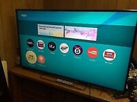 panasonic viera tx-55cx680b led 4k. smart with wifi build in. good condition