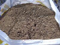 Ballast (sand and gravel mix)