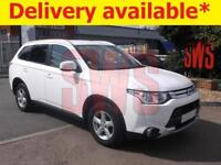 2015 Mitsubishi Outlander GX 1 4work DI-D 2.3 DAMAGED REPAIRABLE SALVAGE