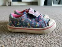 TODDLER GIRL TRAINERS