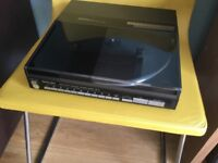 WOW TECHNICS SL-6 Direct-Drive Fully-Automatic Turntable System early 80's