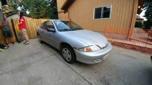 2000 chevy cavalier $700 or trade for something cool