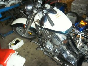 pieces de yamaha v star 650