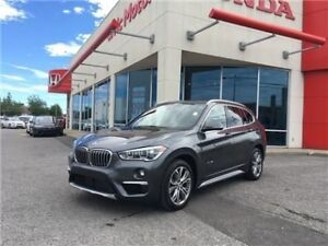2016 BMW X1 XDrive28i - NAVIGATION, LEATHER, HEATED SEATS