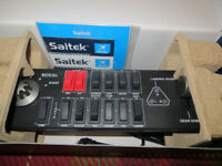 Saitek Pro Flight Switch Panel - for flight simulators - Excellent Condition with Box
