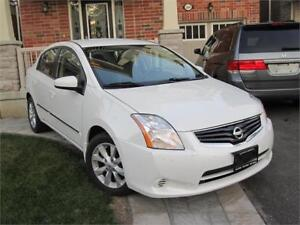 2011 Nissan Sentra CVT 2.0 Low Km Clean Carproof Air Conditionig