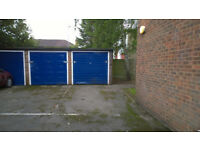 Garage with additional parking space. Shirley, Southampton