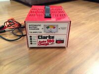 Car battery charger 18amp