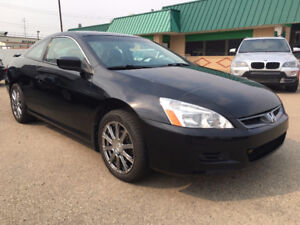 HONDA ACCORD EX V6, 113K ONLY, LEATHER, SUNROOF, COMMAND START