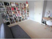 IKEA BILLY BOOKCASE IN WHITE