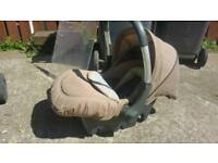 Silver cross car seat only