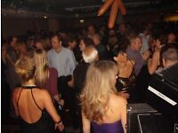 BASILDON 30s to 50sPlus PARTY for Singles & Couples - Friday 18th August